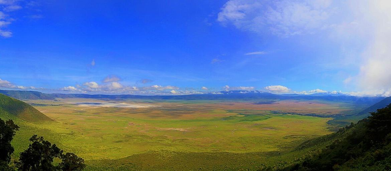 Ngorngoro Crater